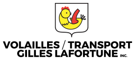 Volailles-transport-gilles-lafortune-logo